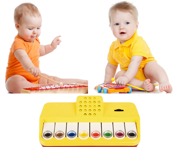How Musical Toys for Kids Help in their Development?